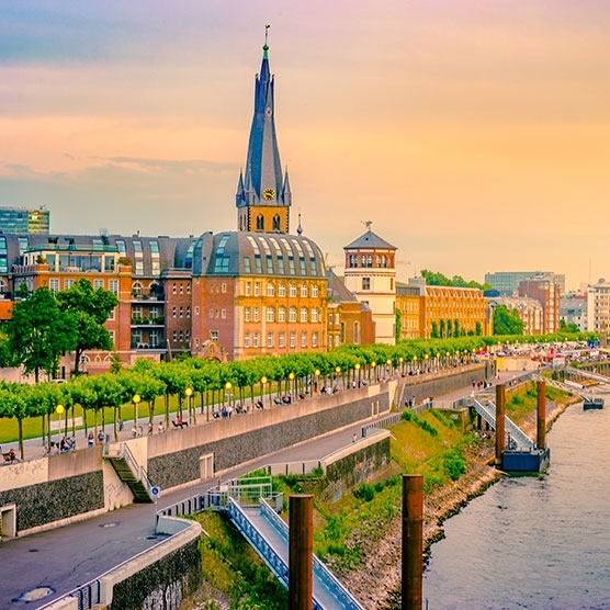 How to get a tax refund in Europe — Dusseldorf
