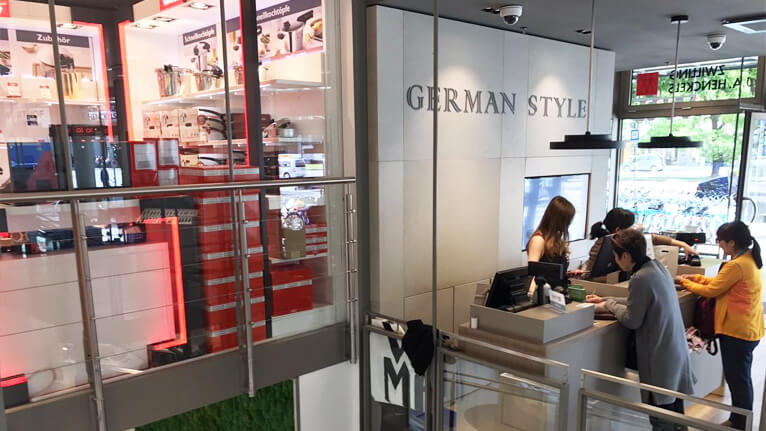 Germanstyle has introduced tax refund service using the product TAX FREE EASY