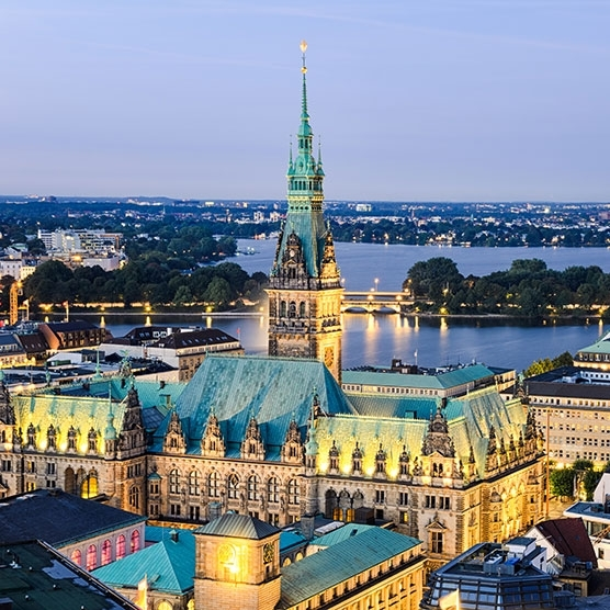 How to get a tax refund in Europe — Hamburg