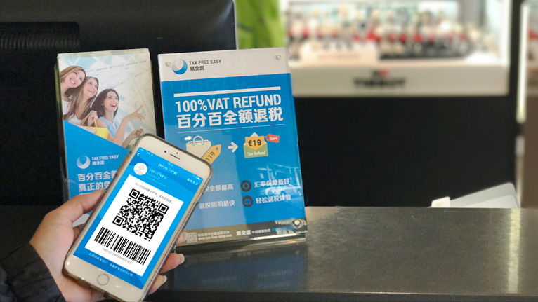 TAX FREE EASY and Alipay established strategic cooperation